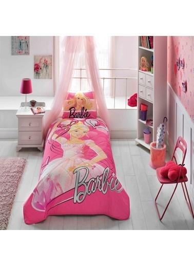 Lisanslı Ürünler Tek Kişilik Yatak Örtüsü Renkli